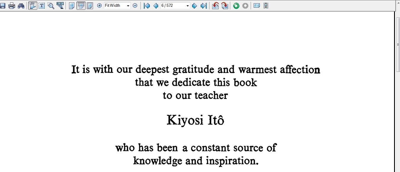 Dissertation acknowledgement quotes