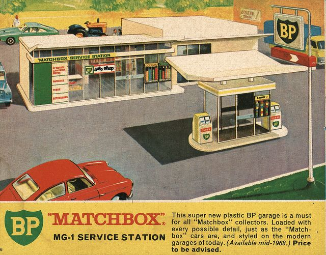 1968-xx-xx Matchbox Collector's Catalogue P016 | Toys of old