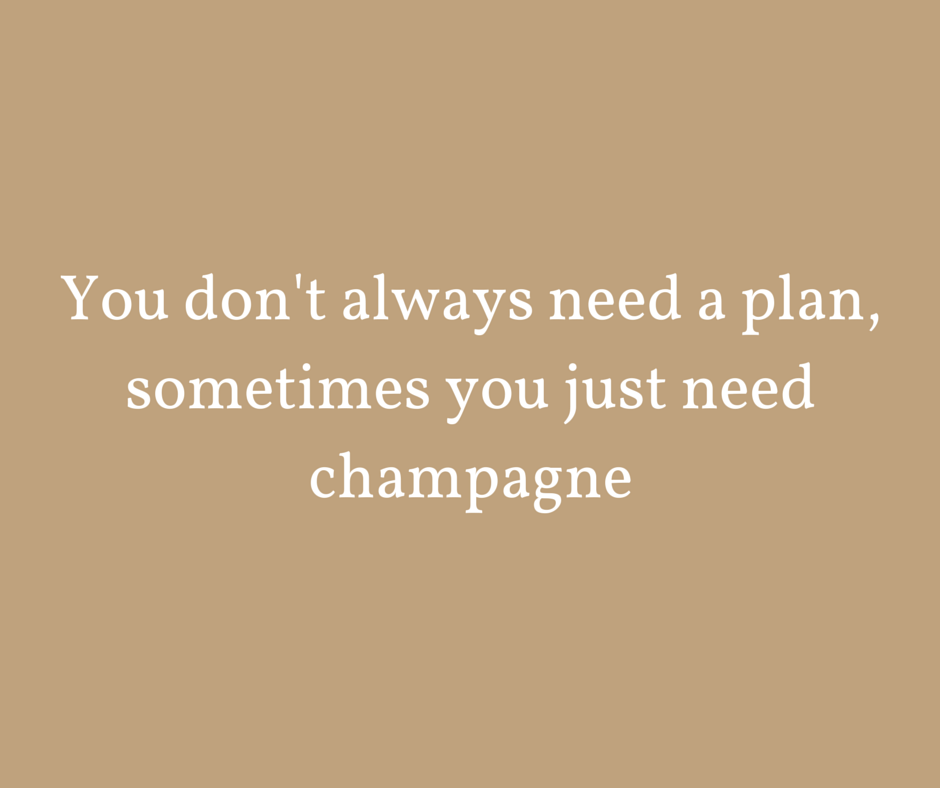 That's right! #Champagne is de oplossing voor alles toch? www.brouzje.nl #quote                                                                                                                                                                                 More