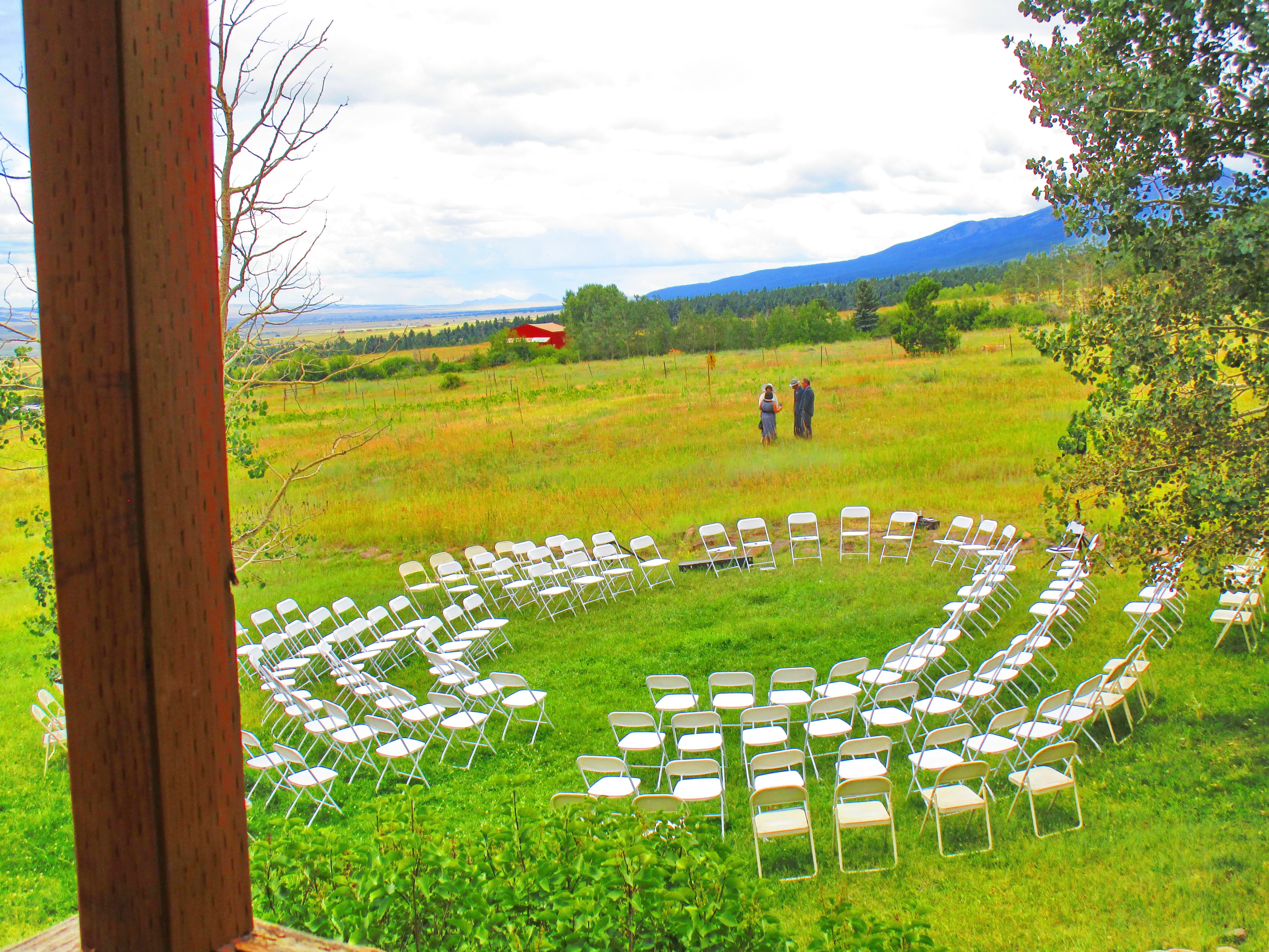 The Historic Pines Ranch is a Unique Wedding Venue We