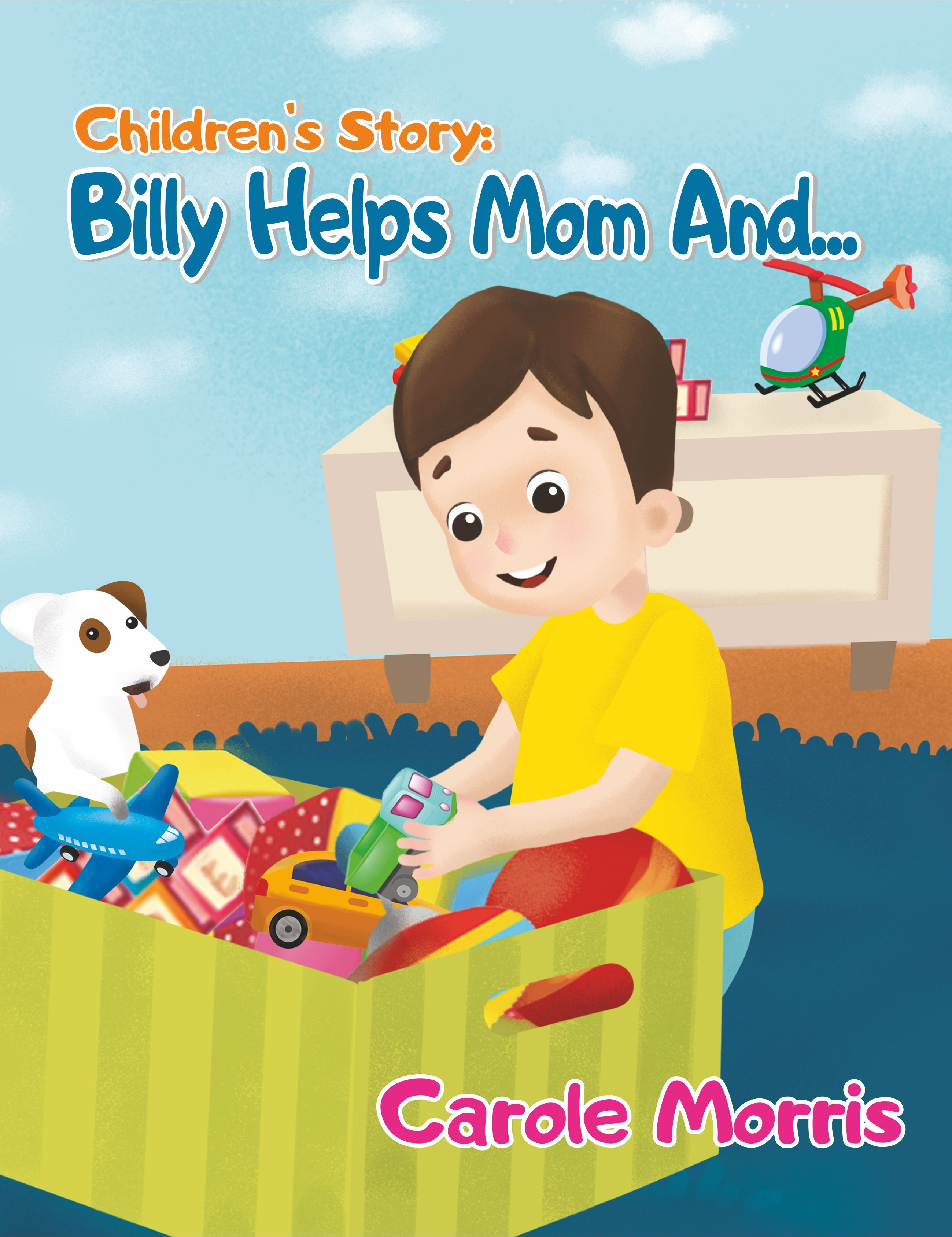 Kids Story Billy Helps Mom And Bedtime Early
