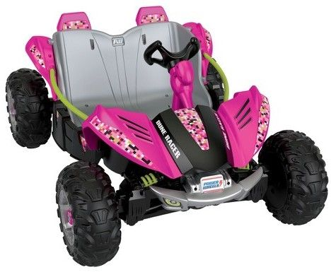 Fisher-Price Power Wheels Dune Racer Pink | Products | Power
