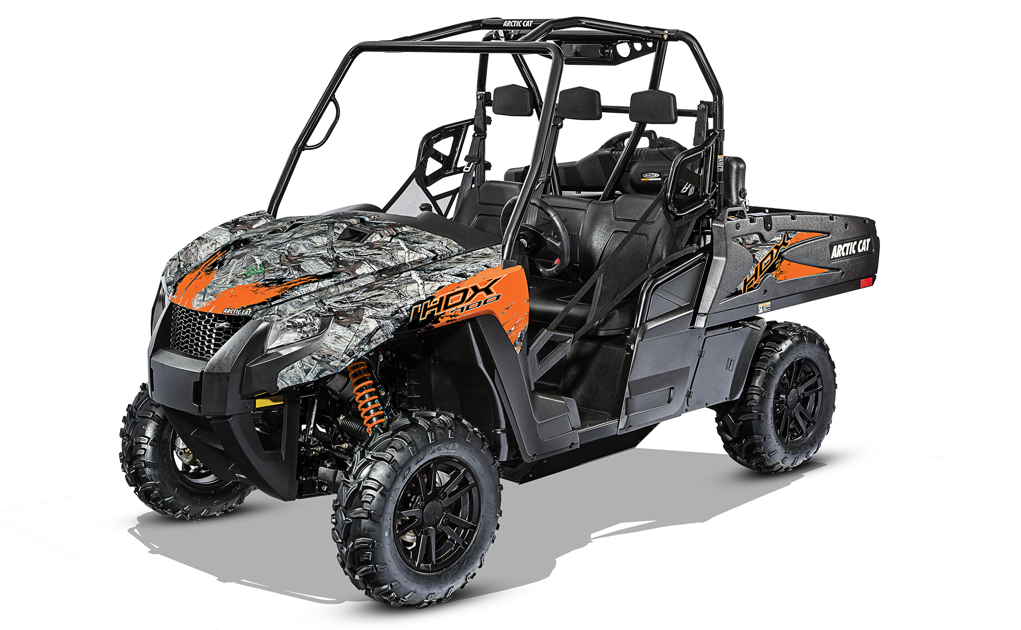 SideBySide Models Arctic, Atv, All terrain tyres