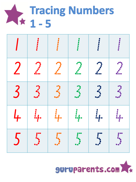 1000+ images about tracing numbers on Pinterest | Handwriting ...