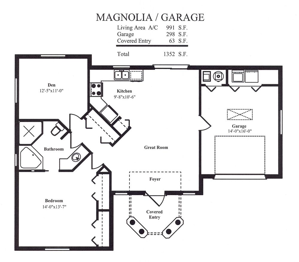 Beautiful Custom Built Home Plans 4 Garage Guest House Floor Plans – Garage Floor Plan Ideas