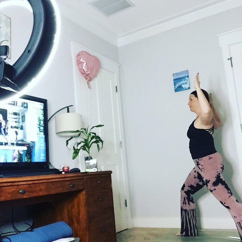 Create Your OWN Virtual Yoga Studio! in 2020 Virtual