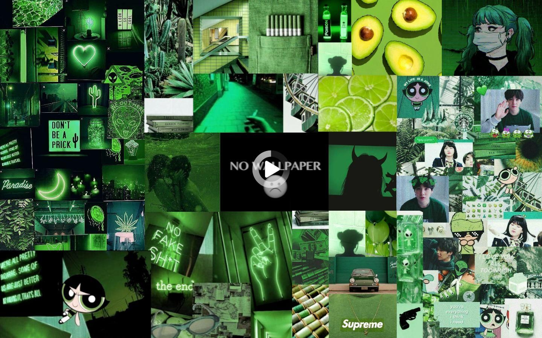 Laptop Sage Green Aesthetic Desktop Wallpaper Invisible Death