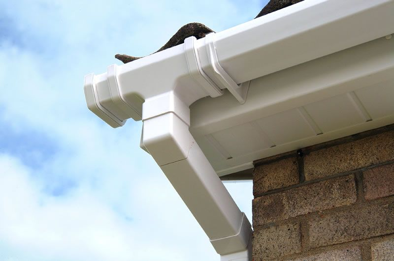 Get Most Suitable Guttering For Your House 3 With Images Roof Restoration Bellshill Cheap Home Decor