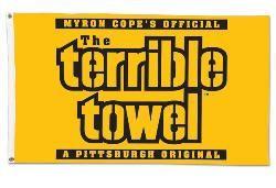 Steelers' Terrible Towel