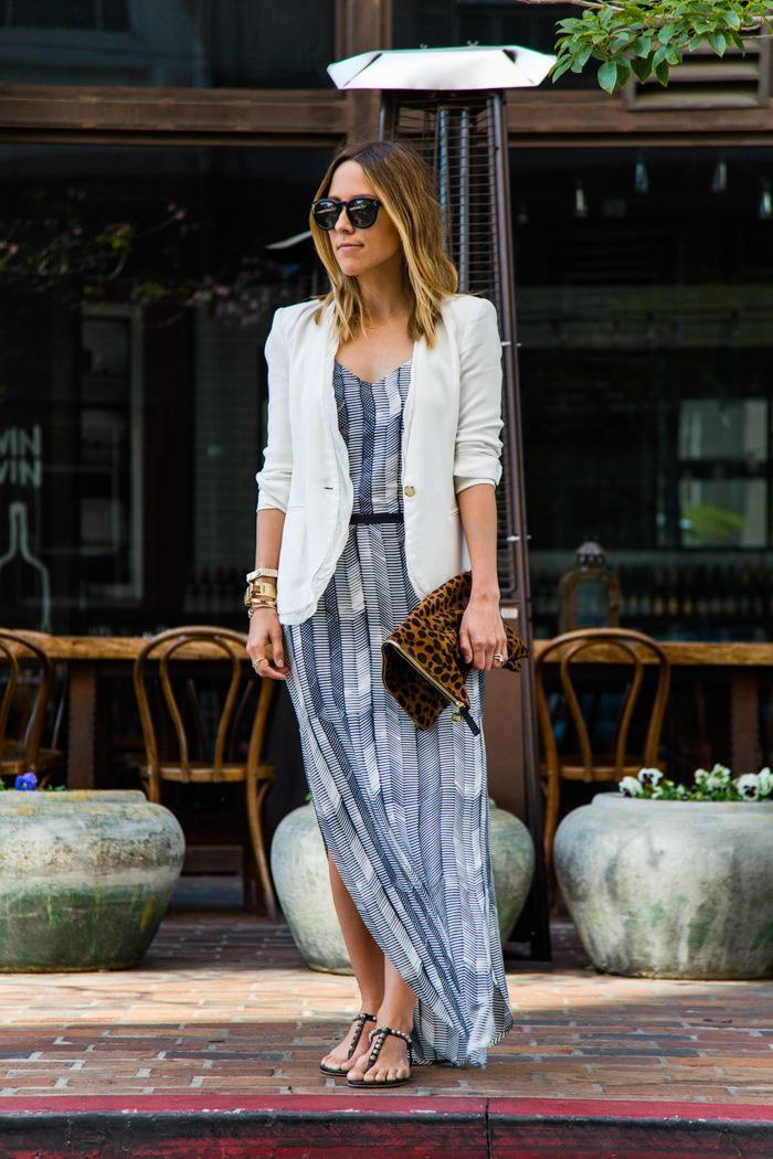Long dresses business casual