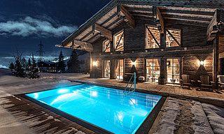 Luxury chalet Austria | Schmiedalm Hinterglemm