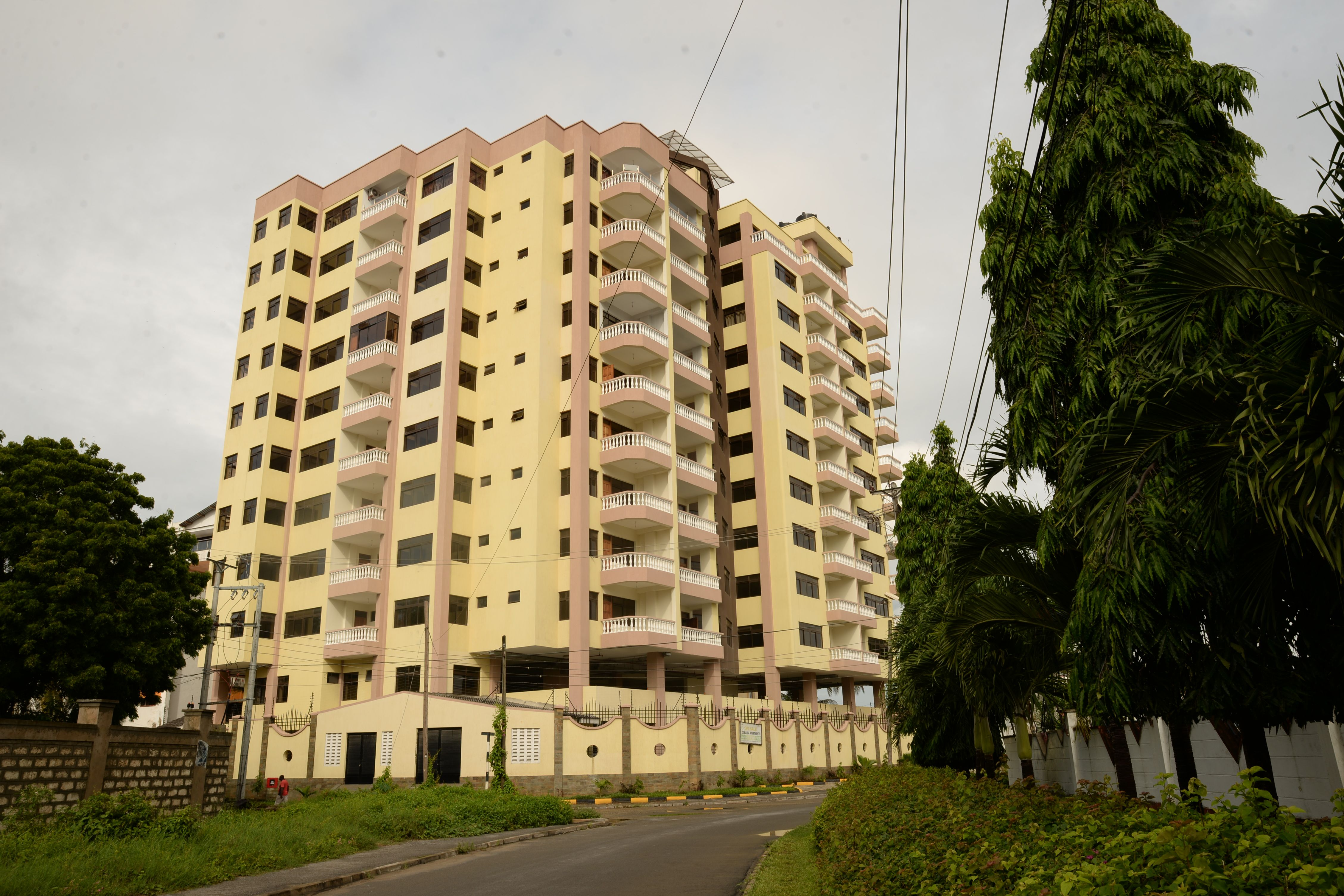 Oceania Apartments 3 Bedroom All Ensuite For Sale In Kizingo Mombasa Real Estate Development Projects Ensuite Mombasa