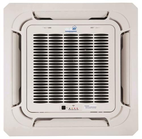 Ideal Air Pro Dual 12 000 Btu Multi Zone Heating Cooling Ceiling