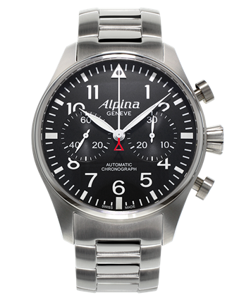 Alpina 1883 Genève Alpina Watches Collection Startimer Pilot Automatic Chronograph Alpina Watches Watches For Men Automatic Watch