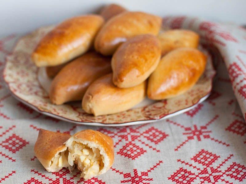 Пирожки с капустой и рецепт безопарного дрожжевого теста . Обсуждение на LiveInternet - Российский Сервис Онлайн-Дневников