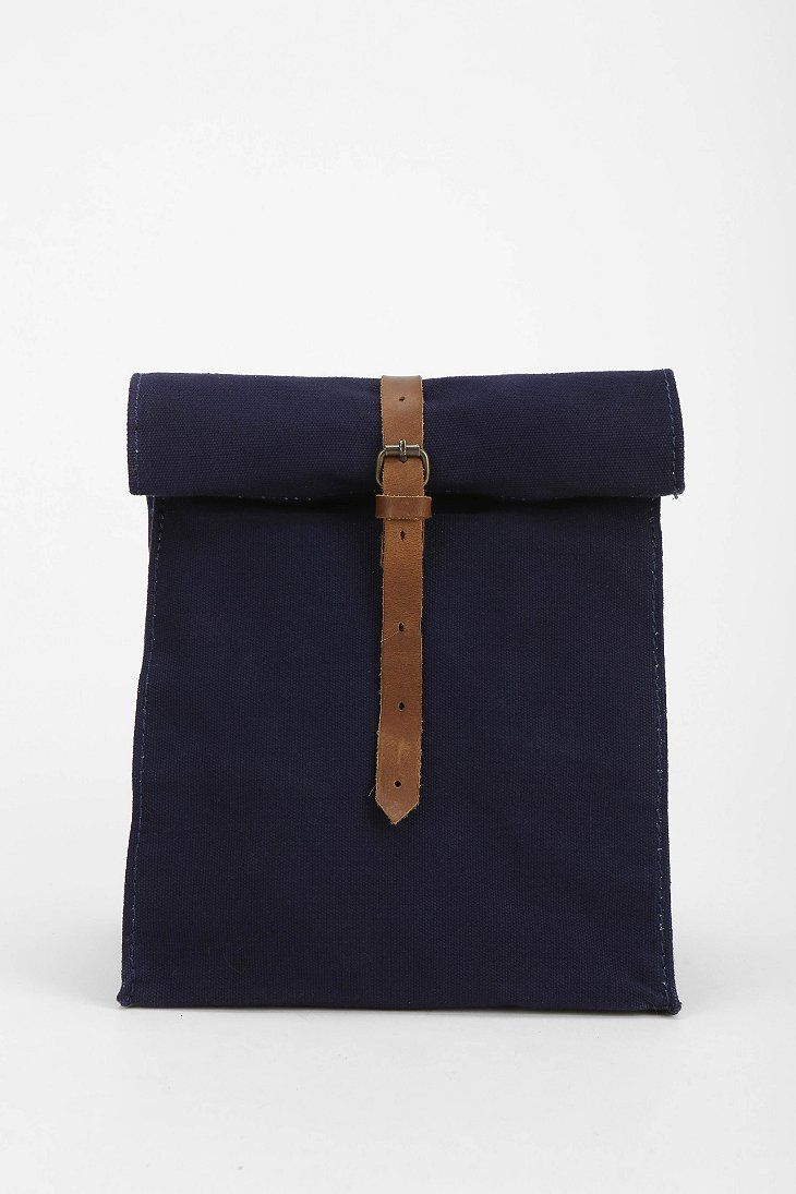 United By Blue Lunch Bag - Urban Outfitters