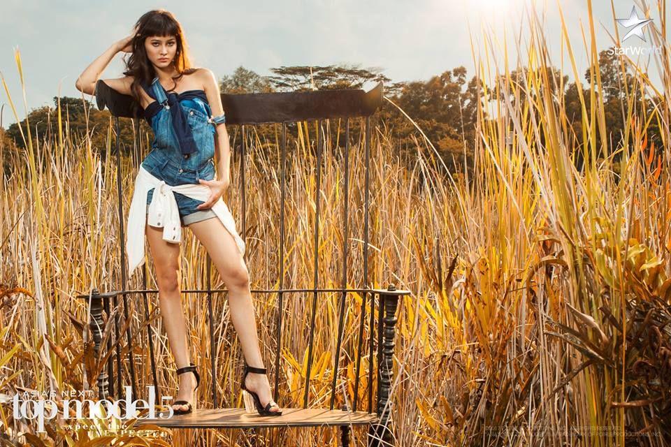 Hasil gambar untuk maureen top model asia