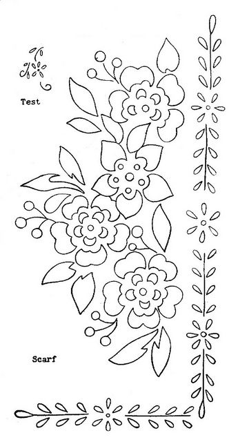 550 73 Wb E Embroidery Patterns Pinterest Embroidery