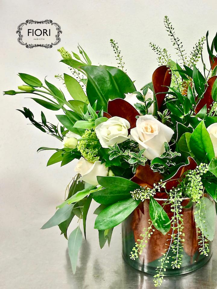 FIORI Oakville's signature flowers and premium Christmas
