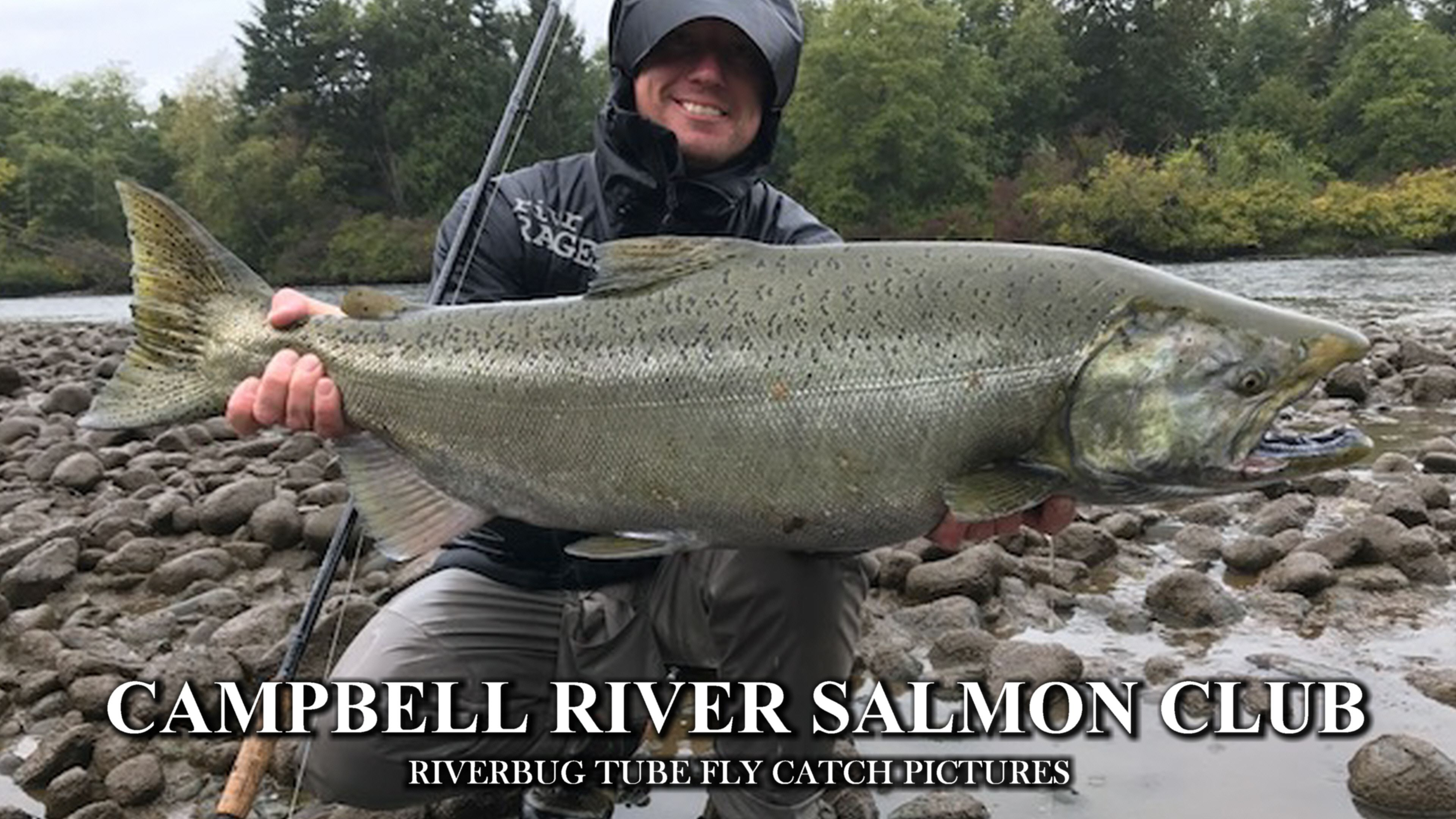 Photo of Campbell River salmon club – Chinooks from Vancouver Island