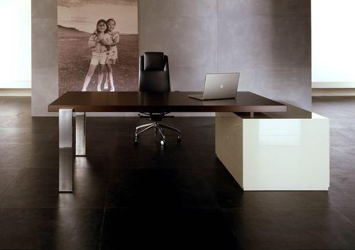 contemporary executive office desk - DOMINUS - ArchiExpo стол