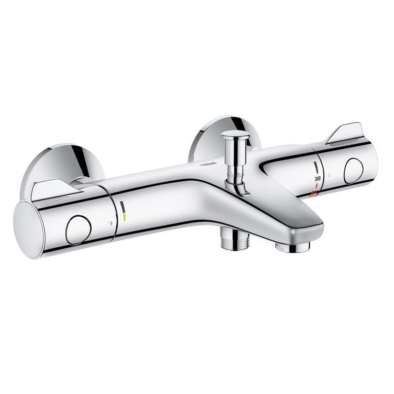Grohe Grohtherm 800 Thermostatic Bath Shower Mixer Tap Pr