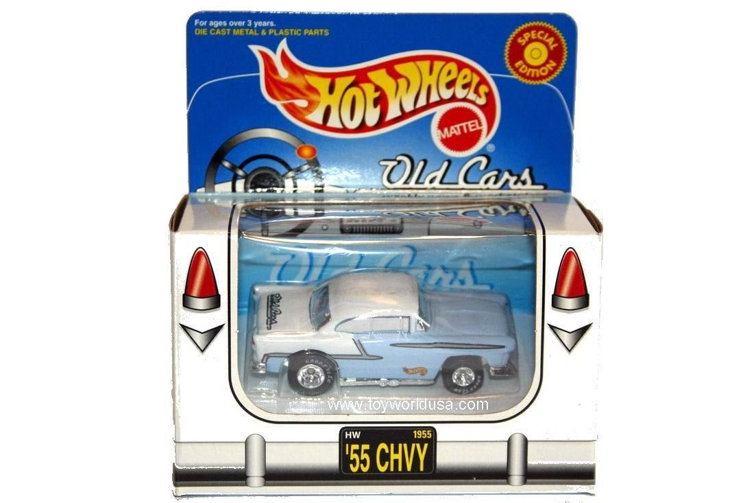 Hot Wheels Special Edition Old Cars Weekly News & Marketplace \'55 ...