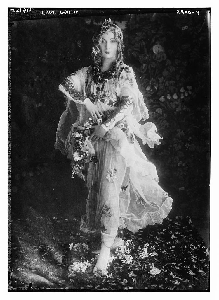 ethereal turn of the century woman