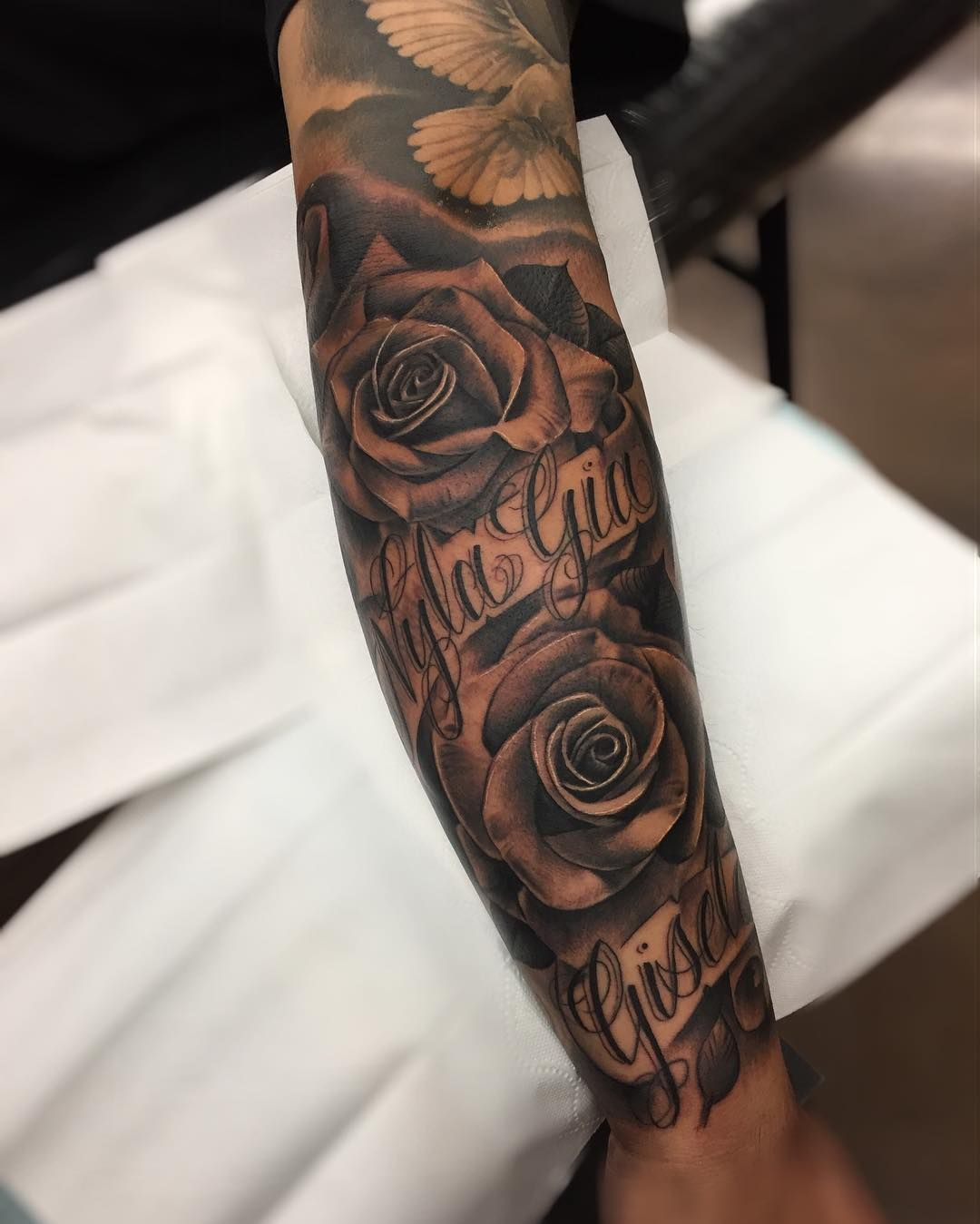 No Photo Description Available Forearm Tattoo Men Half Sleeve Tattoos For Guys Sleeve Tattoos