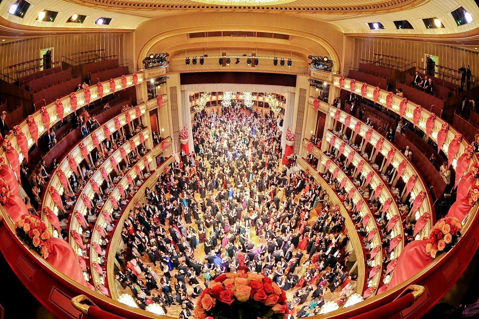 Венский оперный театр центр европейской культуры урок музыки 4 класс