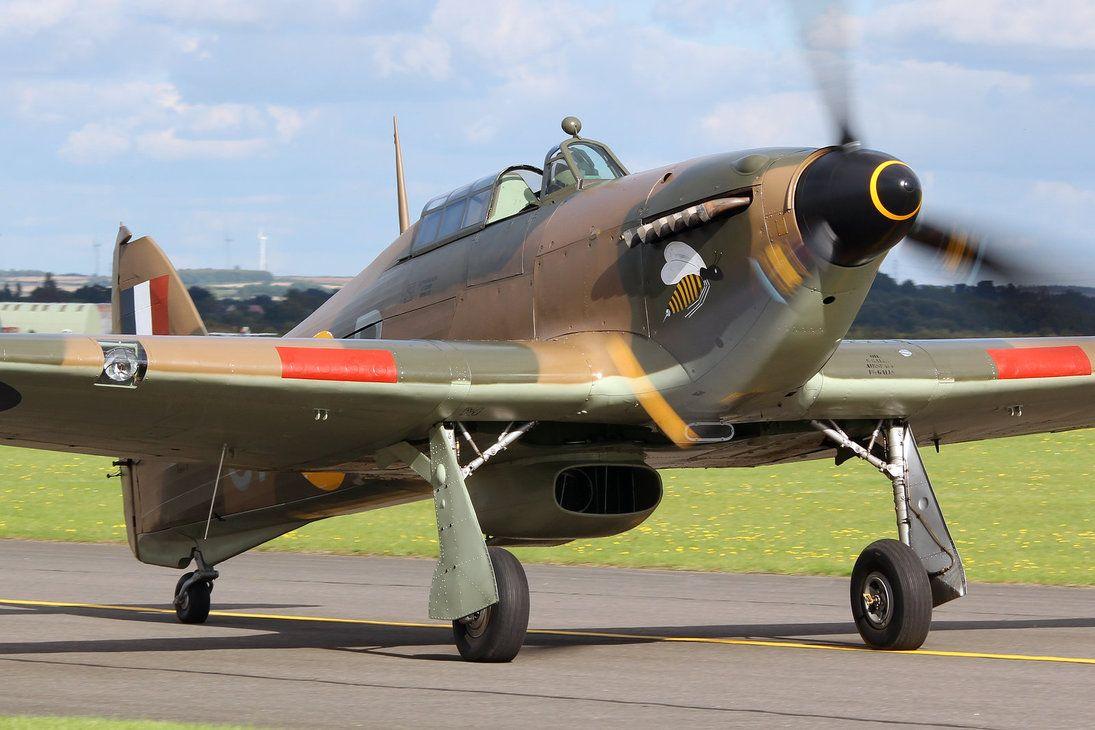 Hawker Hurricane Mk Iic By Daniel Wales Images Hawker Hurricane Wwii Fighter Planes Hawker Hurricane Mk Iic