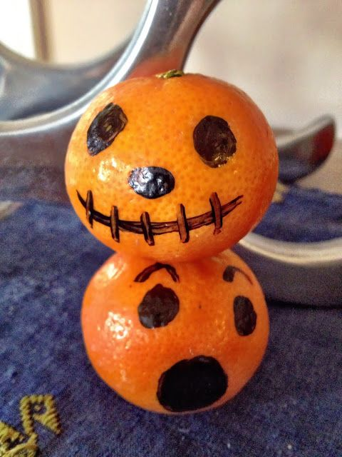 Whimsical (and edible) Halloween decoration Halloween Pinterest - halloween decoration themes