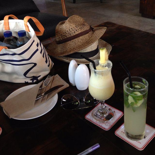 Piña Colada @ Seminyak, Bali
