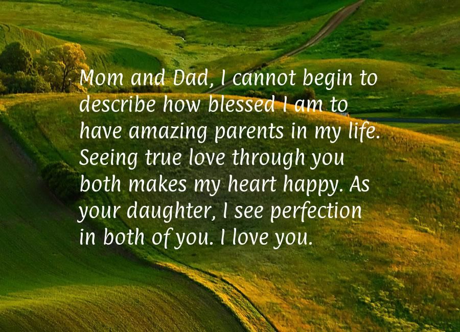 25th anniversary quotes for parents Anniversary quotes