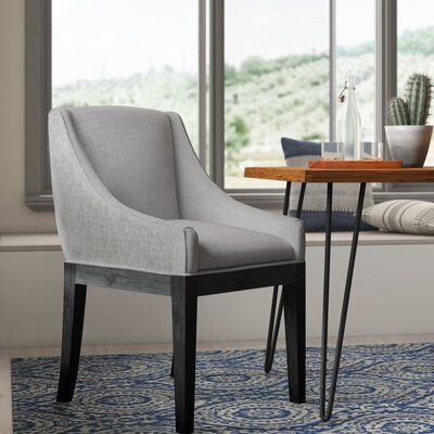 Corrigan Studio Winburn Upholstered Dining Chair Upholstery Color
