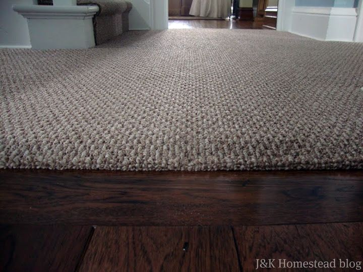 Low Pile Carpet On Hardwood Possible Option To Combine