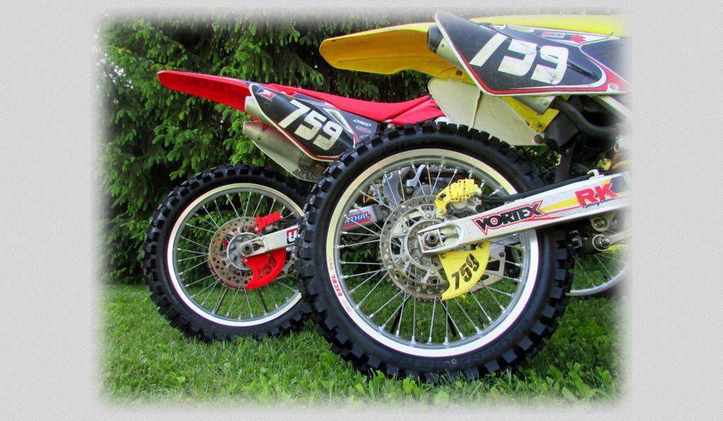 3D Print Dirtbike 2 | 3D Printing Tech | Dirt bike parts, Mx