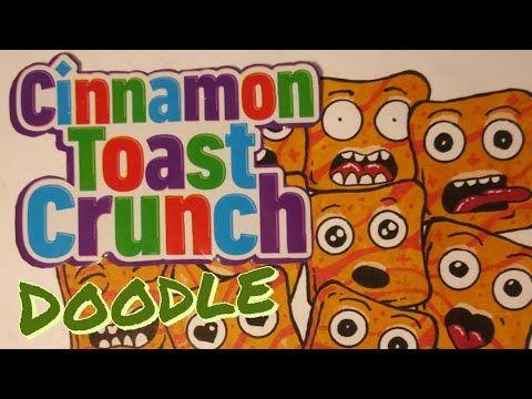 CINNAMON TOAST CRUNCH DOODLE!