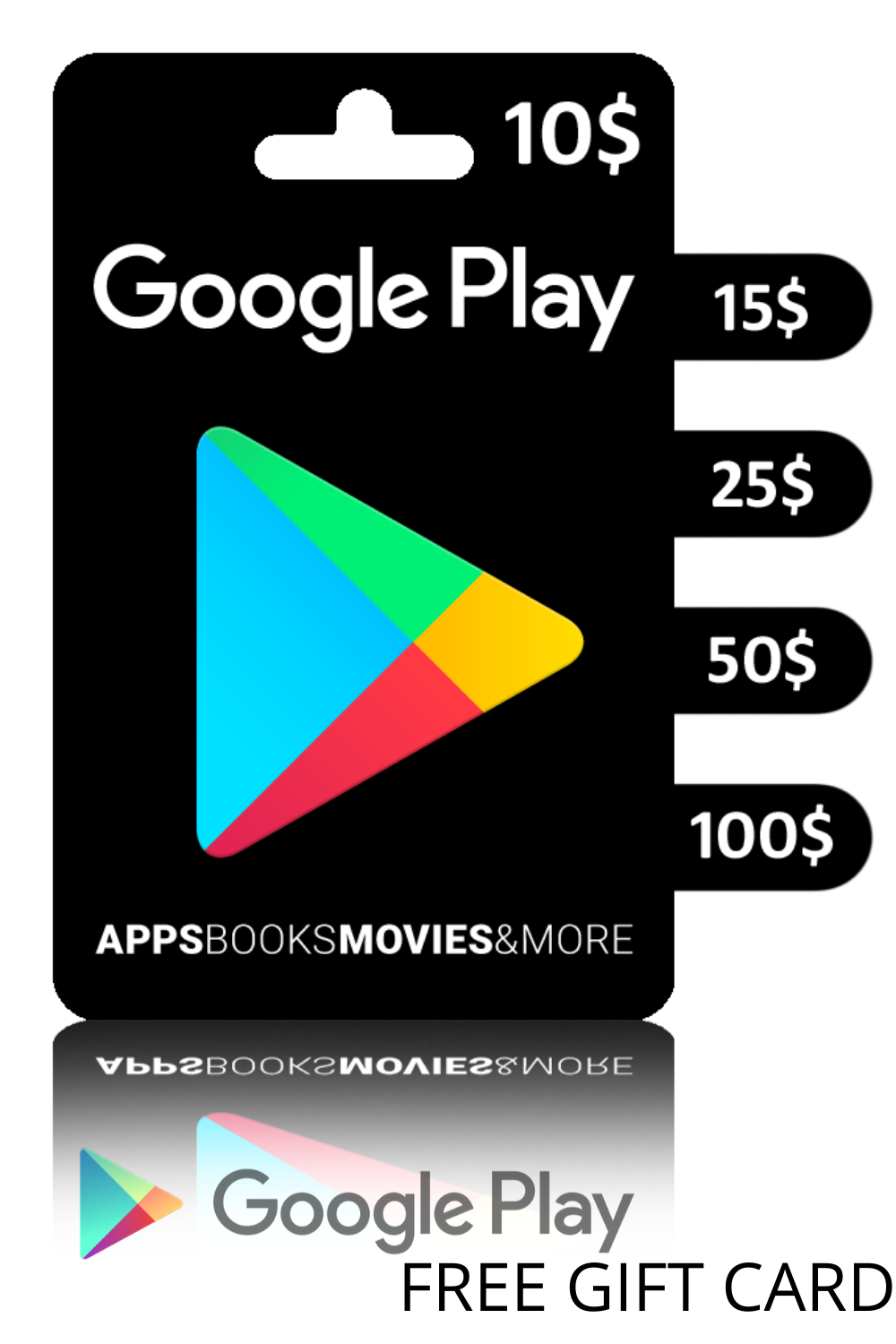 Free 10 100 Google Play Gift Card Code Giveaway In 2021 Google Play Gift Card Amazon Gift Card Free Free Gift Card Generator