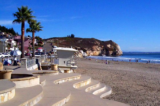 Avila Beachfront Beach Ca Some Very Nice Vacation Als W Ocean Views