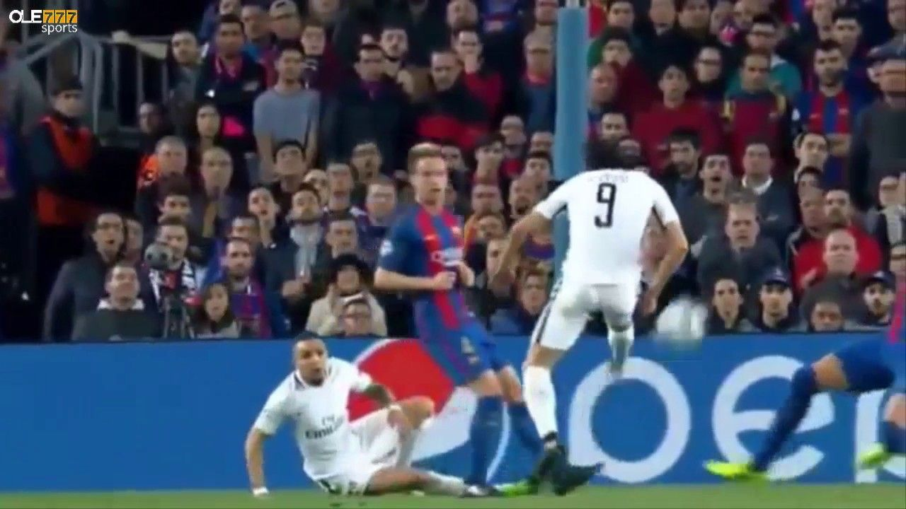 OLE777Sports Highlights Barcelona vs PSG (61) Psg