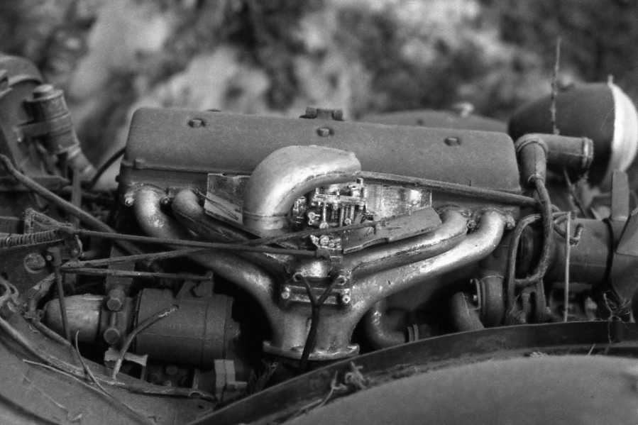 Détails moteur
