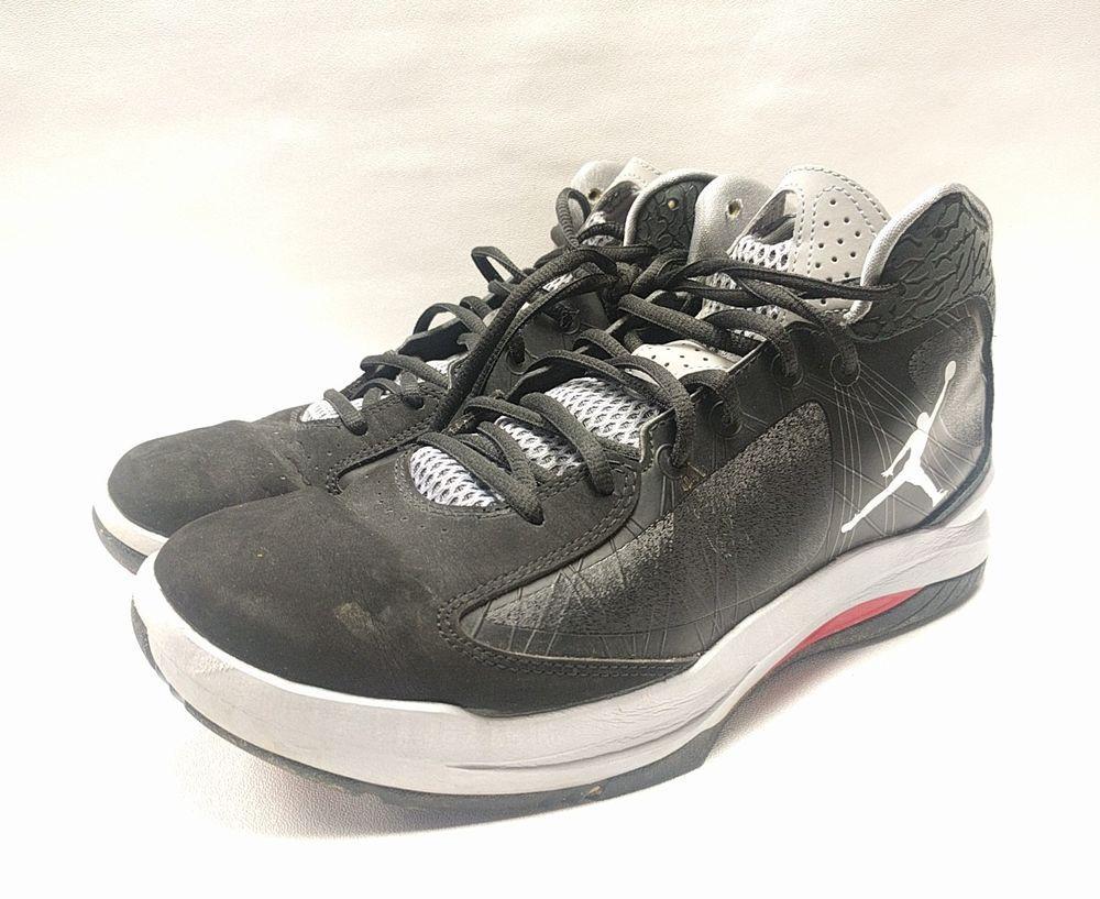 check out e6db5 5bda7 Nike Air Jordan Aero Flight 524959-014 Mens Size 10.5 Lightly worn Black  Grey   Clothing, Shoes   Accessories, Men s Shoes, Athletic   eBay!