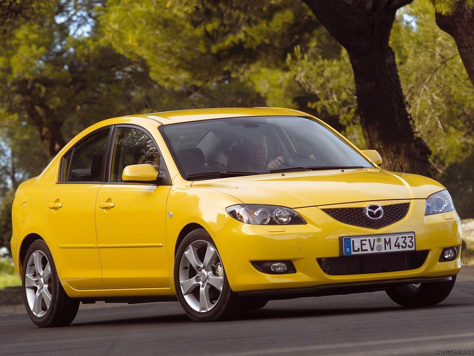 Yellow Mazda 3 S   Mazda   Pinterest   Mazda