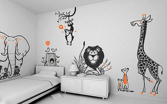 25 diy wall painting ideas for your home | the design inspiration