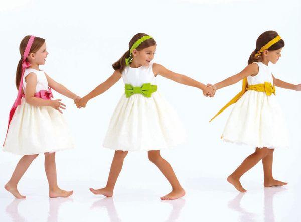 Tul y Flores · Inspiración para tu boda: Vestidos para la niña de ...