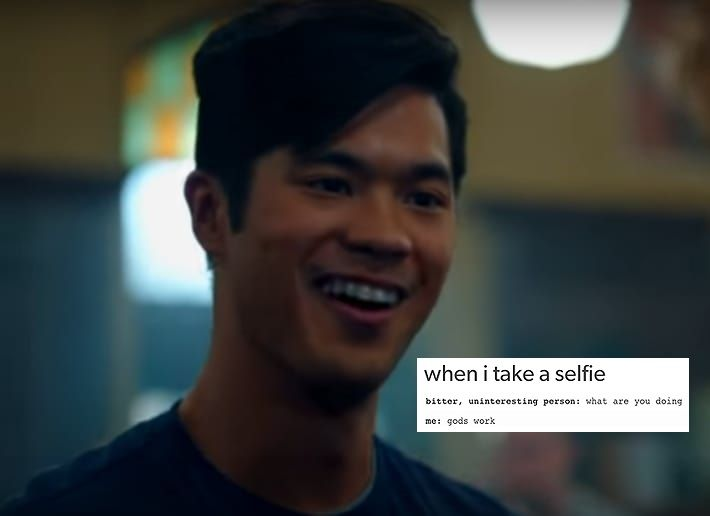 Riverdaletext Post Meme Reggie Mantle Tv Riverdale Ross