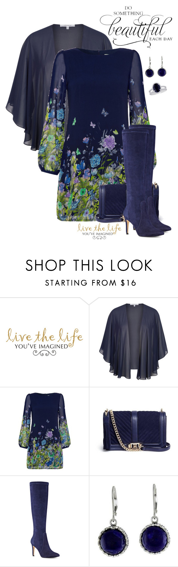 """""""Do Something Beautiful XXIX"""" by caili on Polyvore featuring WALL, Chesca, Yumi, Rebecca Minkoff, Nine West, NOVICA, ootd, LiveTheLife and dosomethingbeautiful"""