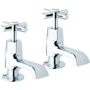Wickes Panama Basin Taps Chrome Wickes Co Uk Basin Taps Basin Bath Taps