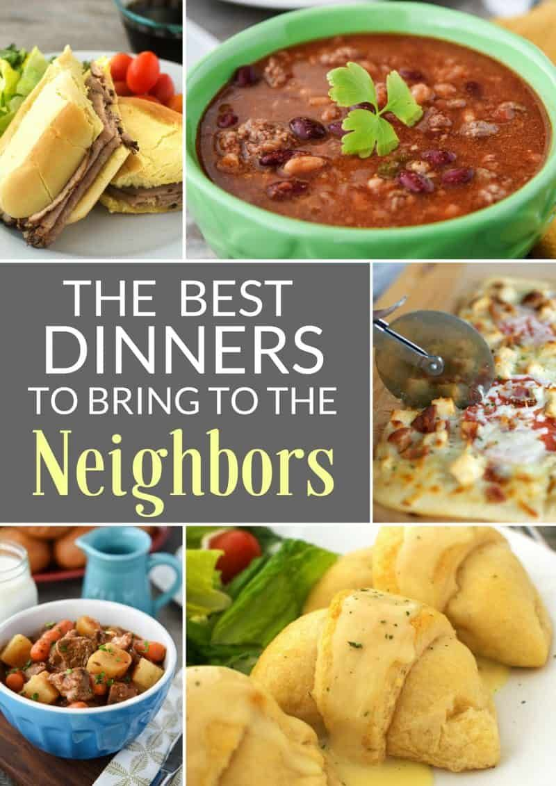 The Best Recipes For Bringing Dinner To The Neighbors Take A